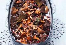 Wild & Herfst recepten / Favoriete jaargetijde voor comfortfood