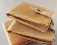 Minimalist Leather Accessories