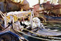 Artist John Singer Sargent