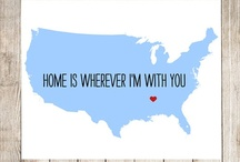 Home is where the <3 is / by Ashley