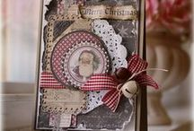 Scrapbook Ideas - Cards Christmas / by Susan Starnes