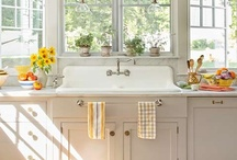 kitchens / by Greta McCarty