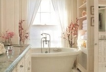 Bathrooms / by Greta McCarty