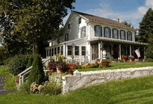 Bed and Breakfast / B&B's We Like, Have Taken Care of, Or Where We Taught Classes