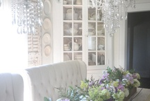 Dining room  / by Greta McCarty