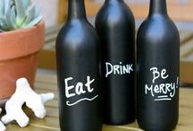 Wine Bottle & Cork DIY