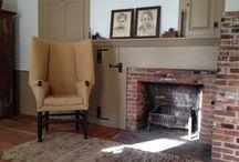 Fabulous Fireplaces / by Linda Rudman Behind My Red Door