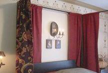 Beautiful Bedrooms / by Linda Rudman Behind My Red Door