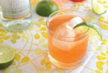 Summer Drink Ideas / Cocktail Recipes, Drinks, Wines, Beers, and more ideas for the spring & summer season.