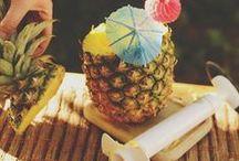 Tiki Party Drinks