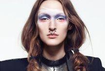 Fashion: Faces / Fashion editorial portraits. / by Bleaq