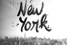 New York / by Malgosia