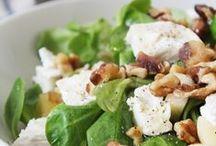 * Miam - salades *