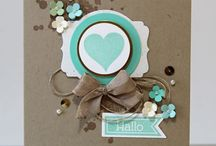 Cards and Scrapbooking / by Stacey Gallagher