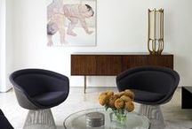 Interiors and Exteriors / by The Wardens Today
