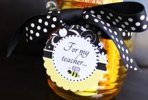 School ~ Teacher Appreciation / Teacher appreciation gift ideas, homework helpers, homeschooling ideas
