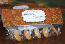 Autumn / Fall / Thanksgiving Ideas / Fall recipes, crafts, decor & more! / by Renee's Soirees