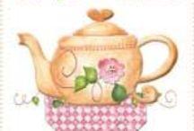 Tea Time / A Hug in a Cup / by Nancy Davis