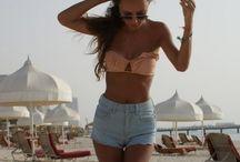 Summer wear  / by Erika Zepeda
