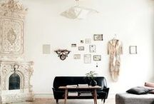 Interior + Arch / by Jira