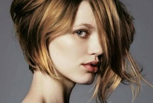 Hair & Beauty / Look Radiant! Glowing makeup and stunning hairstyles for day to dusk. / by Sylvia Melson