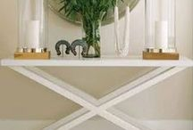 IRF ~ F O Y E R / All things about foyer, entrance and some console tables that I like.