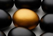 Color ~ Black n Gold