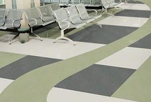 Commercial Flooring / http://www.eheartdesign.com/services/commercial-design/core-elements/ / by Eheart Interior Solutions