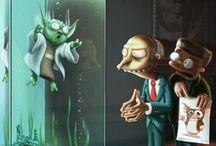 * Geek's Quarantine / Fan art and Geek humor. / by Zack Collins