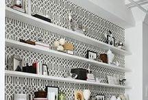 if ( Shelves ) / Bookcases, shelves, Library