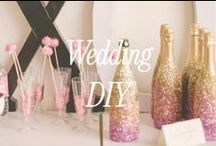 Wedding DIY / Doing your wedding by yourself?  Here's some great DIY ideas.