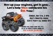 Monster Truck party