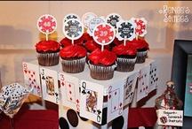 Casino / Poker / Bunco parties / Casino Night, Game Night, Bachelor / Bachelorette, Vegas weddings, etc! Also Bunco events.
