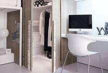 Interior in small space / Interior untuk ruang yang terbatas