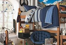College Bound / How to maximize dorm room space -  11x14