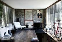 Style ~ Manly / Masculine style or man cave!