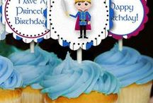 Princess / Prince parties / Party, craft and food ideas for a PRINCESS and/or PRINCE event.