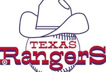 Texas Rangers / by Susan Smith