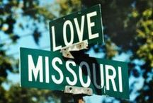 Missouri ~ Show Me State / by Susan Smith