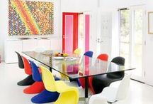 Color ~ dining chair