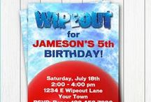 Wipeout Party & Activities