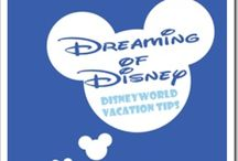 Disney ❤️ / For the first trip and after and everything Disney in between / by Sarah Koulianos