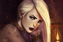 RPG - Fantasy - Nobles