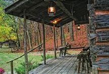 Cabin:  Exteriors / by Lisa Ford