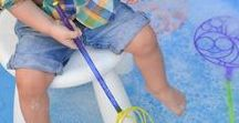 Summer fun! / Activities and adventures for long, family-filled summer days!   We cover water play, pool activities and ideas, backyard games, summer bucket list ideas, favorite summer foods, and anything else that we enjoy during long, sunny summer days!