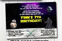 Star Wars party / Star Wars party ideas, gifts, decor, activities, food ideas, and more!