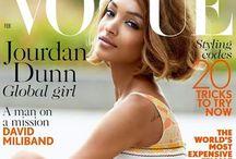 Fashion. VOGUISTAS / Fashion mags covers