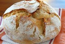 Cooking:  Bread / by Lisa Ford