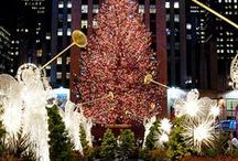 """Christmas in New York / There are many different ways to celebrate Chirstmas Day. Christmas in new york is a board that combines images from #christmas #NYC  #NewYork. Inspired, in the app """"Xmas around the world"""" : Christmas & celebrations around the world. This wonderful new app for children brings the joy and magic of Christmas to life! Takes your child """"around the world"""". Dowload this app : http://bit.ly/XmasChristmasApp . Pin anything related to christmas. Happy pining!!!"""
