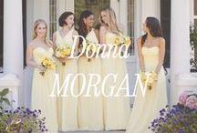 Donna Morgan Bridesmaid Dresses / Donna Morgan bridesmaid dresses from Brideside.com